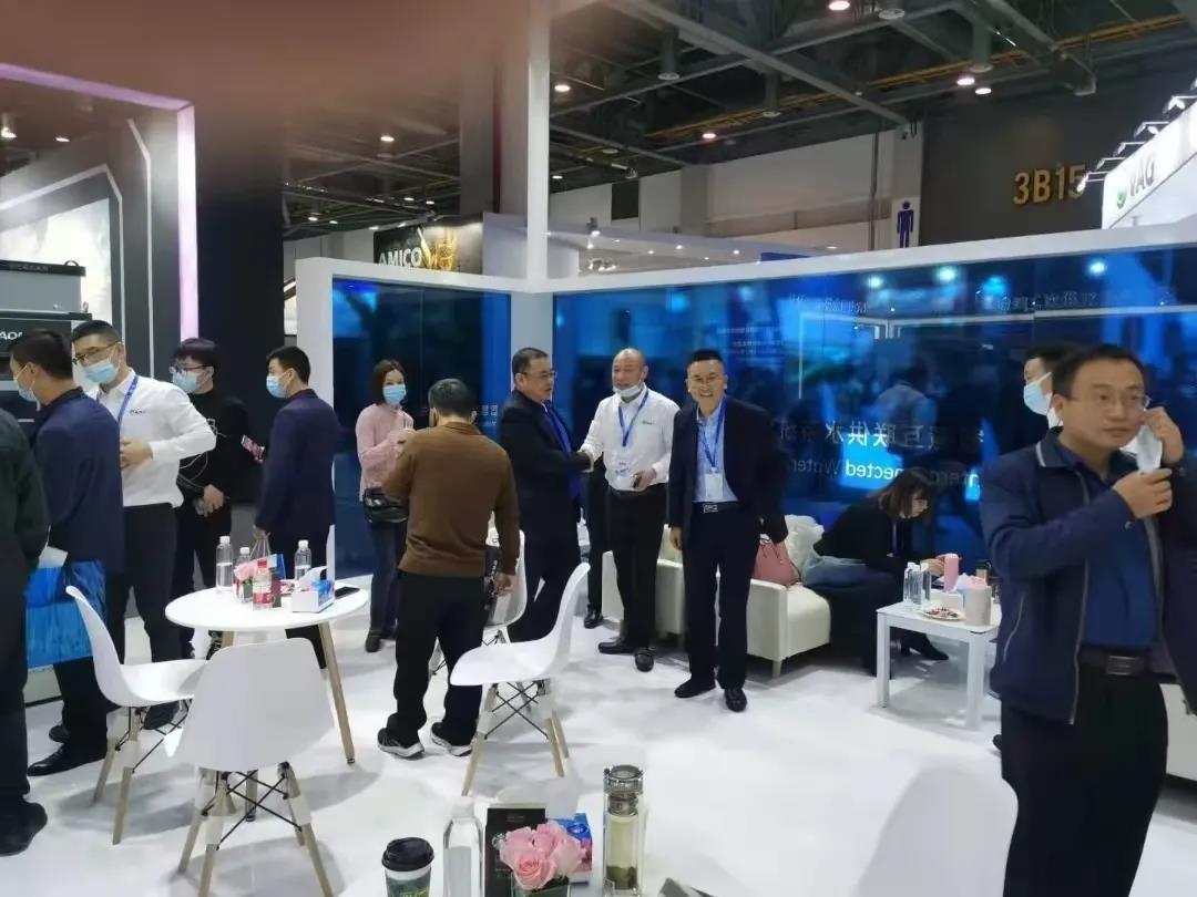【杭州·水大会】--直击奥利数字化水务生态圈精彩现场(图8)
